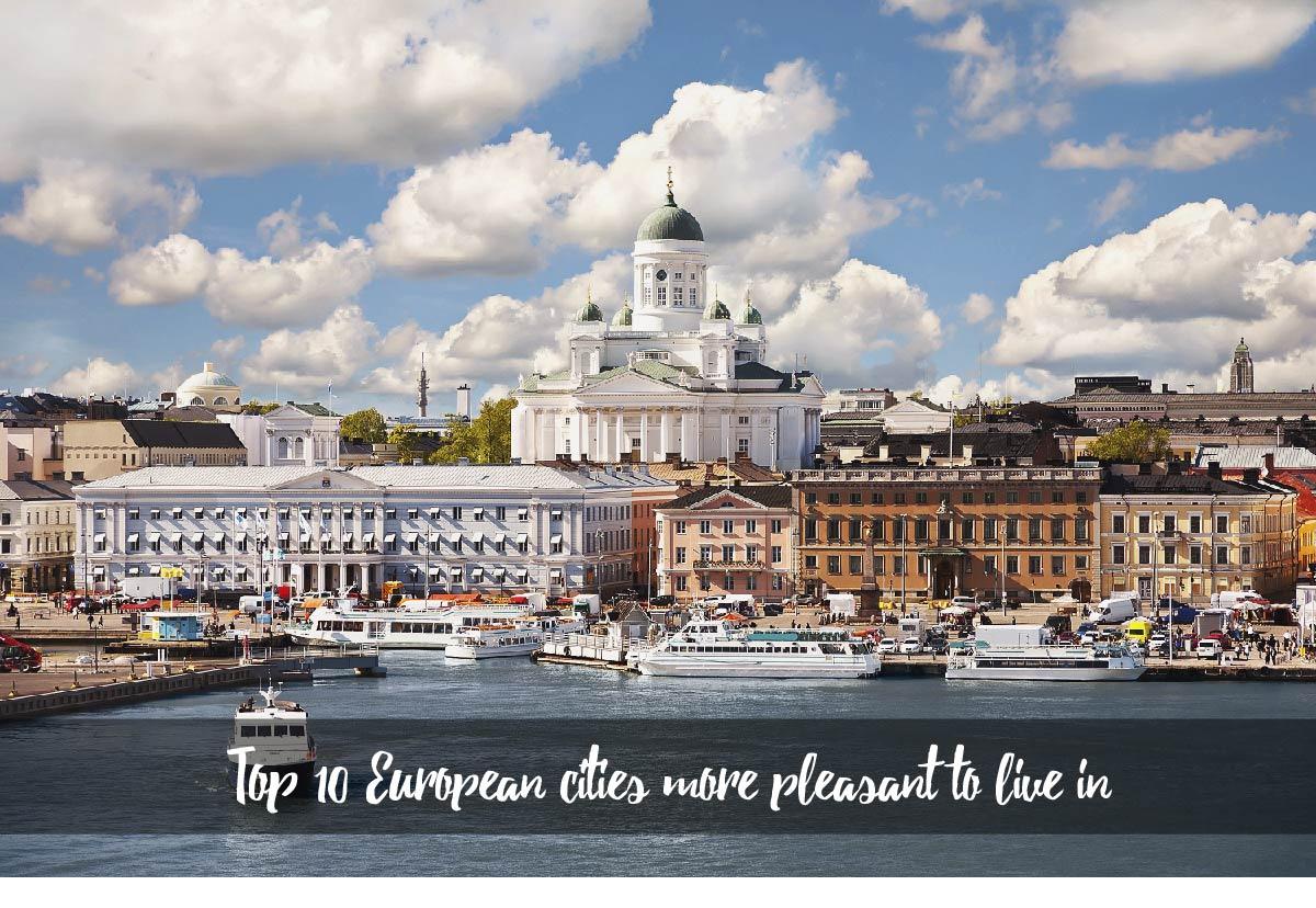Best hookup cities in europe