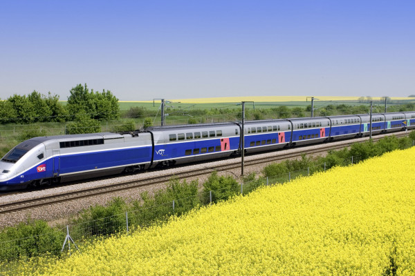 tgv sncf - Photo