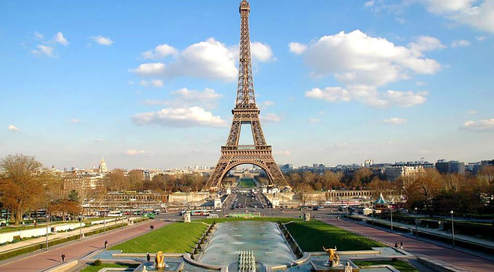 Top 10 most beautiful places in paris with wifi for Aquarium de paris jardin du trocadero