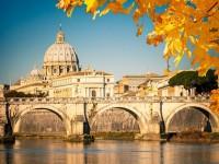 Rome automne